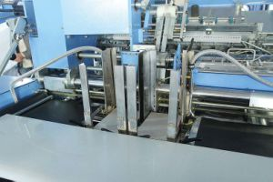 High-Speed Automatic Hardcover Case Maker pictures & photos