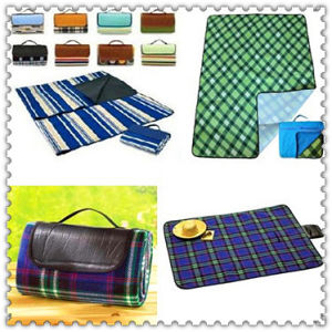 Oxford Waterproof Picnic Blankets pictures & photos