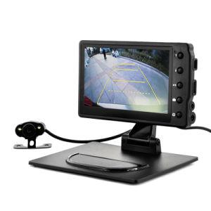 Car Black Box DVR with Wireless Reversing Camera - 1080P HD Recording, 4.3 Inch Screen