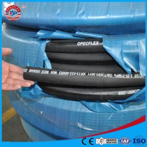 EN856 1SC Single Wire Reinforced Hose Pipe Manufacturer