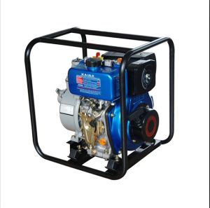 2inch Portable Diesel Water Pump (KDP20) pictures & photos