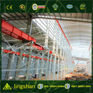 China Low Cost Prefab Steel Structure Building pictures & photos