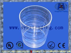 2017 High Quality Large Diameter/Fused/Polished Quartz Glass Tube 50mm 100mm