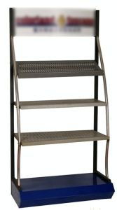 Steel Store Shelf for Display (GDS-011) pictures & photos