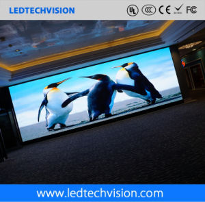 P3mm Indoor Fixed Front Service LED Screen (P3mm, P4mm, P5mm, P6mm) pictures & photos