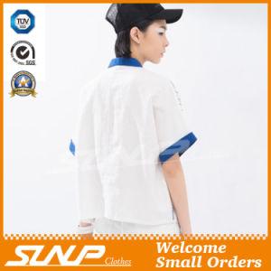 Women Fashion Casual Short Sleeve Shirt