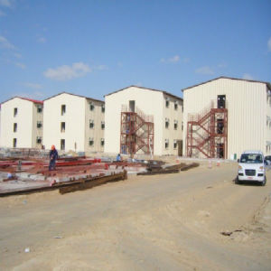 Multistory Steel Frame Apartment/Office Building (KXD-SSB1246) pictures & photos
