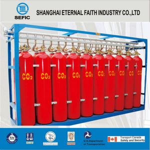 50L High Pressure Seamless Steel CO2 Cylinder pictures & photos