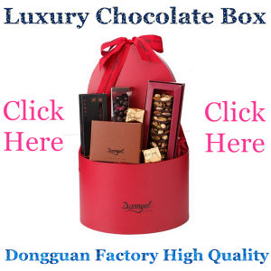 Dongguan Factory High Quality Chocolate Gift Boxes pictures & photos
