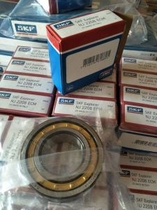Factory Sell SKF Nj2208 Cylindrical Roller Bearing
