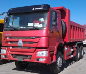 Sinotruk HOWO 375HP Tipper Truck pictures & photos