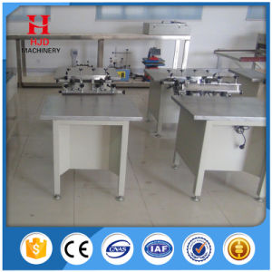 Stainless Steel Suction Screen Printing Table Machine for Fabric pictures & photos