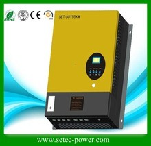 45kw Solar Pump Inverter for 3 Phase 50HP Pump