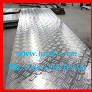 1050 1060 Aluminum Checker / Anti-Skid / Tread Sheet pictures & photos