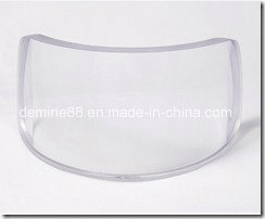 Custom Lexan Ge Sabic Forming Part
