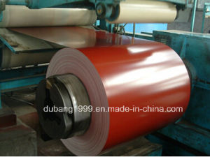 Hot Dipped Galvanized PPGI Color Coated Steel Coil From Prc pictures & photos