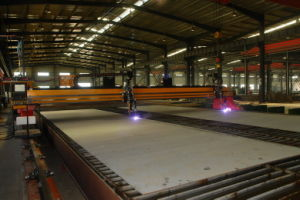 Hypertherm Maxpro200 Plasma Cutting Machine pictures & photos