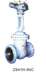 Electric Auto Control Gate Valve pictures & photos