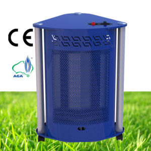 Triangular Blue Flame Gas Heater pictures & photos