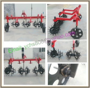 Farm Machine Hedgehog Cultivator with 25HP Yto Tractor pictures & photos