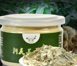 Supply Anti-Inflammation Panax Notoginseng Extract Chinese Sanqi Powder 3 Years Growth pictures & photos