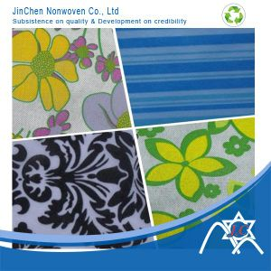 Printed PP Spunbond Nonwoven Fabric pictures & photos