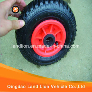 Factory Directly Supply with Roll Bearings Rubber Wheel 2.50-4, 3.00-4, 3.50-4 pictures & photos