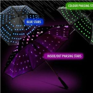 Star LED Umbrella Gift Umbrella Promtional Umbrella