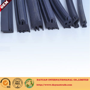 Rubber Sealing Strip Rubber Profile Extrusion Weather Strip