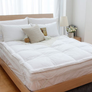 Hotel Duck Down Bed Pad (DN002)