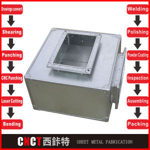 Customized Sheet Metal / Stainless Steel / Aluminum / Mild Steel pictures & photos