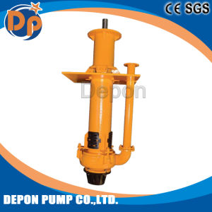 Heavy Duty Vertical Dredger Pump Slush Pump pictures & photos