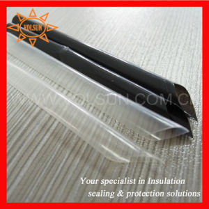 Clear/Black PVDF High Temperature Heat Shrink Tubing pictures & photos