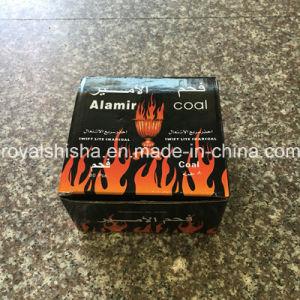 Wholesale Al Fakher Hookah Charcoal Shisha Hookah Charcoal pictures & photos