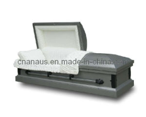 American Style 22 Ga Steel Casket (22H2055N) pictures & photos