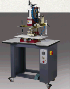 Pneumatic Gold Stamping Machine pictures & photos