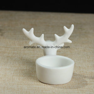 Christmas Gift Ceramic Candle Holder (CC-14) pictures & photos