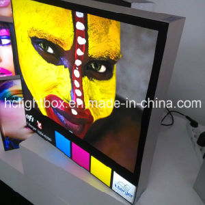 Shopping Mall Advertising LED Light Box with Frameless Tension Fabric pictures & photos