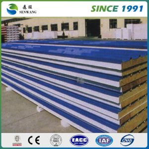 with Color Steel Sheet Surface Fireproof Compound Board pictures & photos