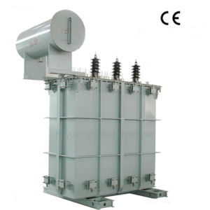 Oil-Immersed Self-Cooled Rectifirer Transformer, Transformer (ZQS-1000/10) pictures & photos