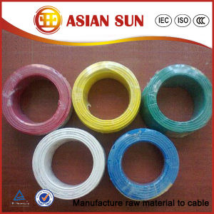 Cheap 450/750V PVC Insulationelectrical Cable pictures & photos