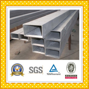 Rectangular Hollow Tube Stainless Steel pictures & photos