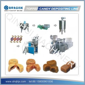 Depositing Type Toffee Candy Machine pictures & photos