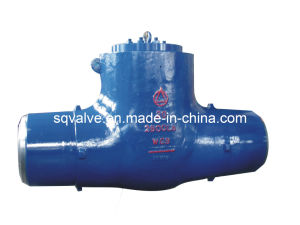 High Temperature High Pressure Check Valve in Bw End