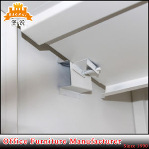 School Furniture Low Price Customized Steel Shelf for Magazine Display pictures & photos