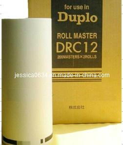 Duplo Drc12 Duplicator Stencil Master (DRC12) pictures & photos