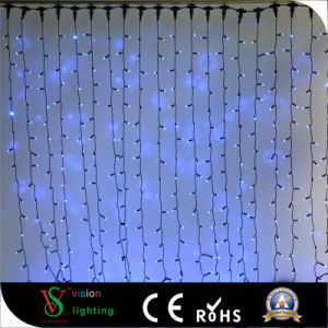 LED Icicle Curtain Lights for Ramadan Decorations pictures & photos