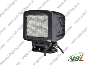 "6"" CREE LED 60W Square off Road Light Fog ATV Truck Rigid Work Bright pictures & photos"