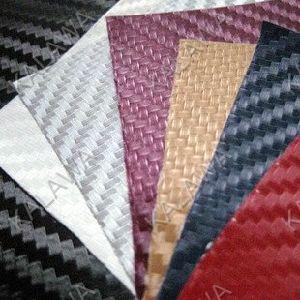3D Carbon Fiber Film- (panel face deco artion) -Flexible-One Big Roll (1.52*30M) -Color Option^Jmq