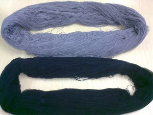 Acrylic Yarn for Knit (2/48nm Raw White) pictures & photos